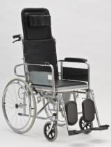 Кресла инвалидные с санитарным оснащением