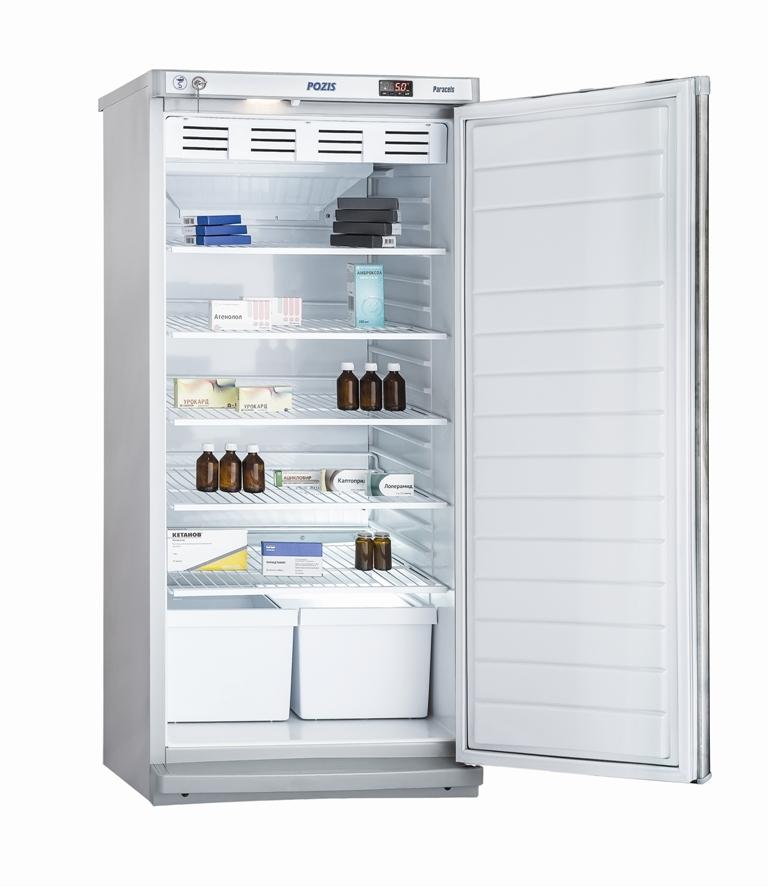 """Холодильник фармацевтический ХФ-250-2 """"Позис"""" (дверь металл)"""