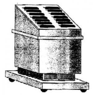 Обеззраживатель воздуха ОББ-400