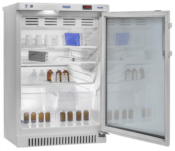 """Холодильник фармацевтический ХФ-140-1 """"Позис"""" (дверь стекло)"""