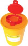 ЕК-01 д. игл емк. 6 л (желтая, красная) с кронштейном
