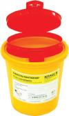 ЕК-01 д. игл емк.1,0 (желтая, красная) с кронштейном
