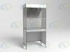 Шкаф вытяжной без тумбы ШВ 2-01