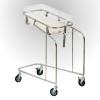 Кровать для новорожденных МСК - 5130 (нержавеющая сталь)