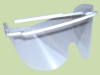 Экран пластмассовый для предохранения глаз медперсонала ЭПГ-«ЕЛАТ»
