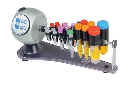 Смеситель ротационный медицинский RМ-1L (в комплекте с рак-держателем)