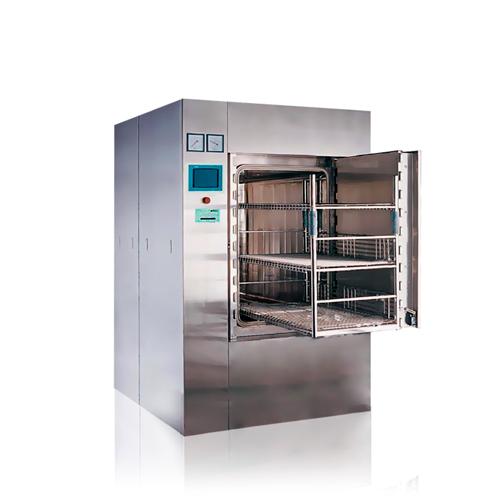 Горизонтальные паровые стерилизаторы DGM 800/1000/1200