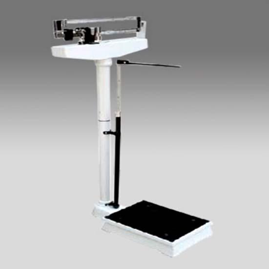 Весы медицинские механические модель RGT-160 с принадлежностью ростометром